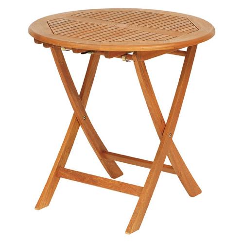 1人~2人用折りたたみ式丸型テーブル(T-3)