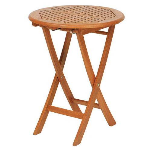 1~2人用折りたたみ式丸型テーブル(T-4)