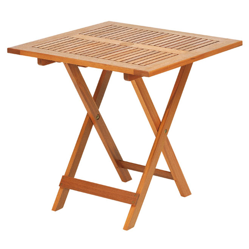 1人~2人用折りたたみ式テーブル・パラソルホール付き(T-5)